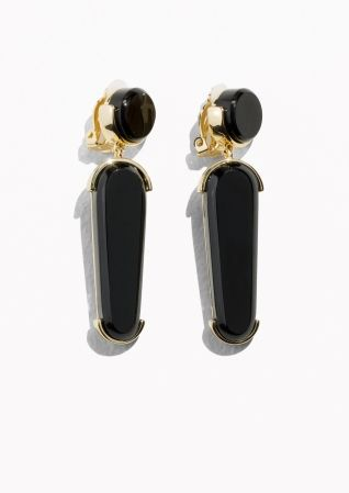 & Other Stories | Charm Stone Earrings