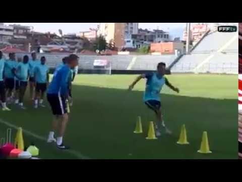Ejercicios En Circuito Y Coordinacion : Ejercicios de futbol velocidad y coordinacion youtube