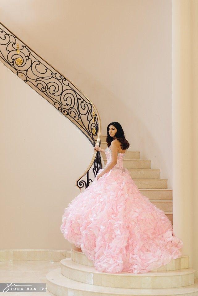 3c266e3de 55 Ideas para fiesta de xv años color rosa | espejos | Quinceañera ...