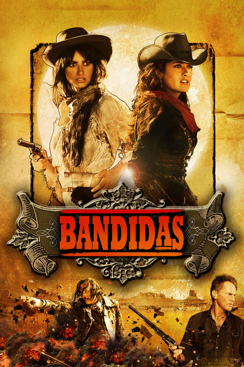 click image to watch Bandidas (2006) (With images) Full