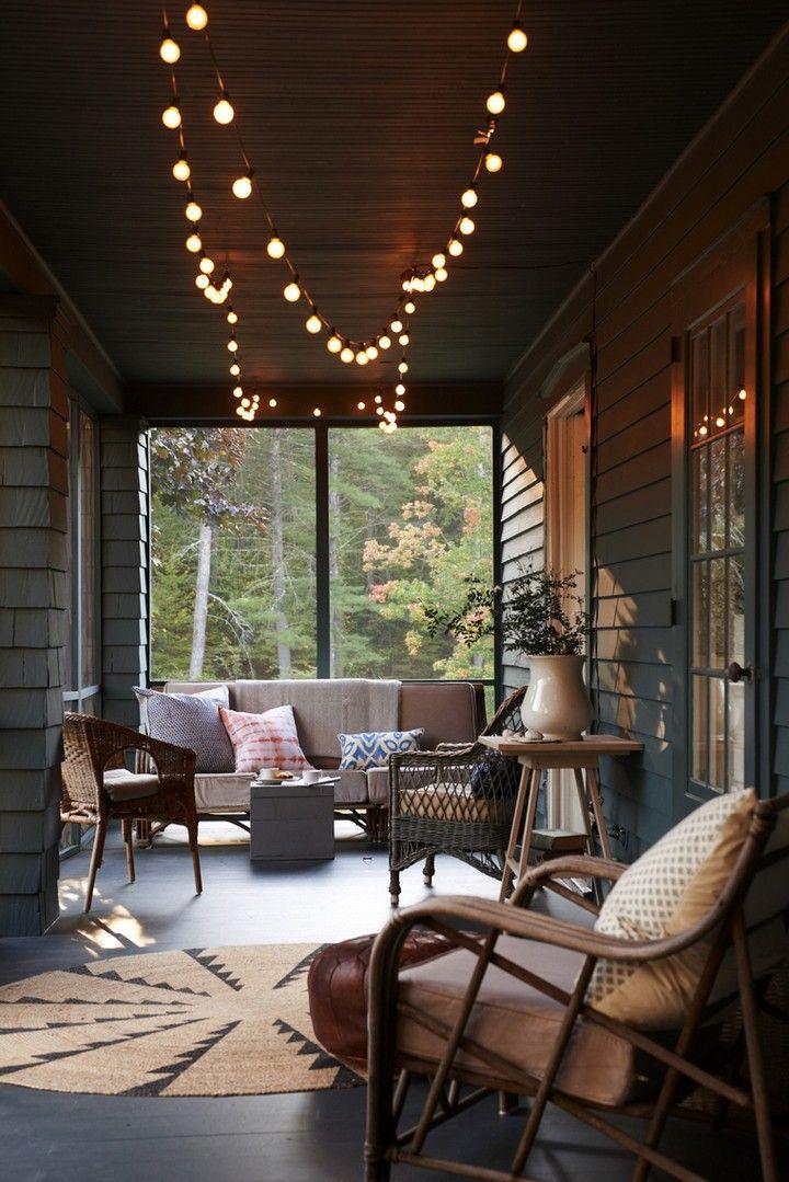 farmhouse style front porch lights