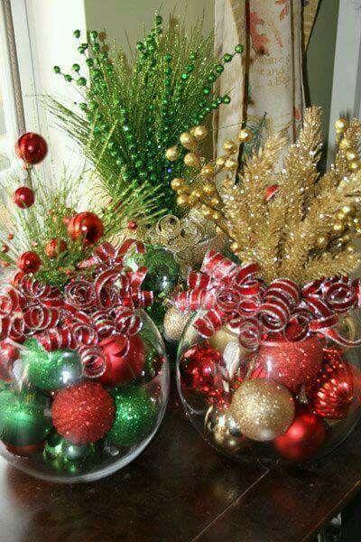 Pin De Evelyn Alvarez En Linda Navidad Navidad Mesa De Navidad Y Centros De Mesa Navidad