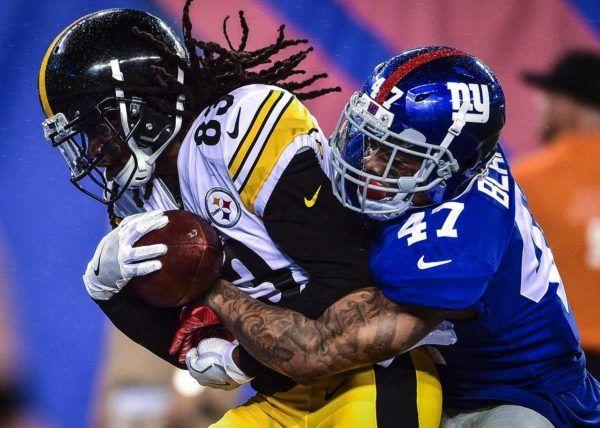 Quick Yinzing Steelers Defeat Giants To Open Preseason Steelers New York Giants Football Helmets