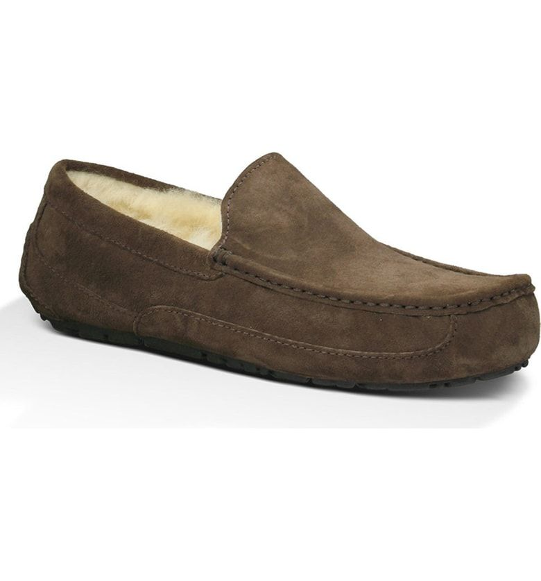 843a485f8b0 Free shipping and returns on UGG® Ascot Slipper (Men) at Nordstrom ...
