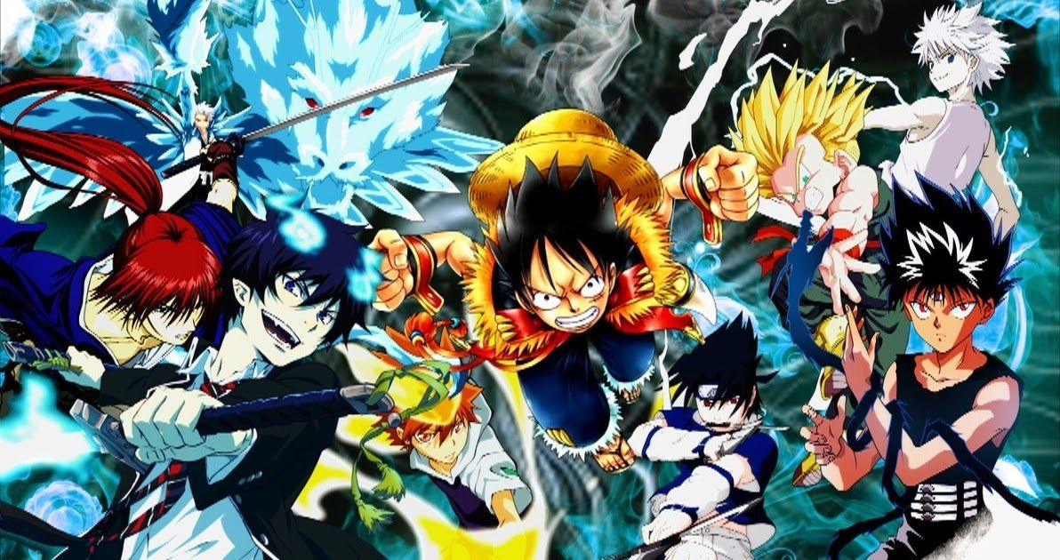 Read Shonen Jump All Manga Chapters And Volumes Online In High Quality For Free Only On Www Shonenjumpmang Anime Wallpaper Download Hd Anime Wallpapers Anime All anime wallpaper iphone