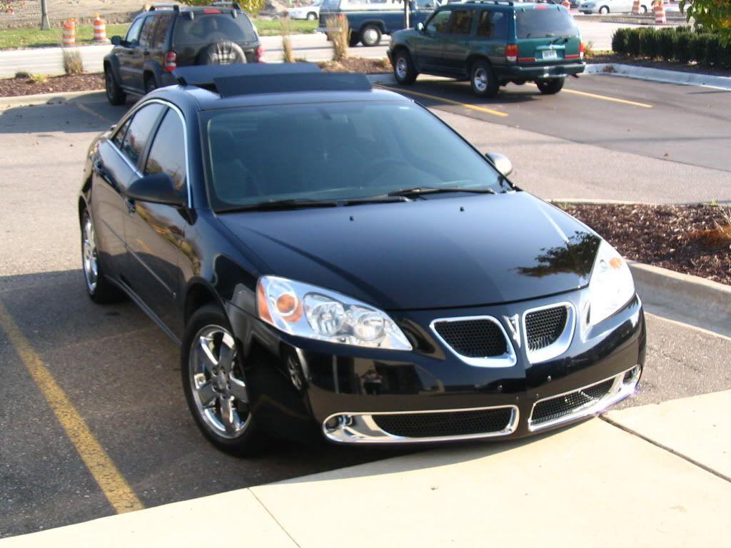 Chrome Chrome And More Chrome Pontiac G6 Forum Modern Muscle Cars Pontiac Corvette Wheels