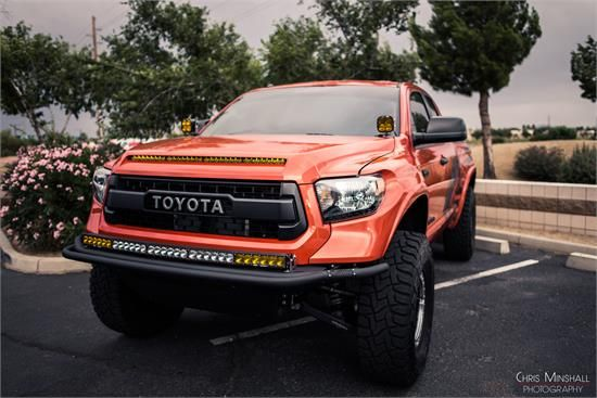 Toyota Light Bar