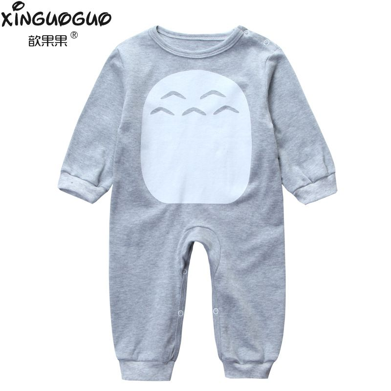 e1c8f6310 2016 Spring Autumn Baby Romper Cotton Long sleeve Baby Wear ...