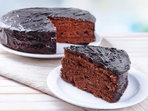Moelleux au chocolat avec glaçage de Vaness : Recette de Moelleux au chocolat avec glaçage de Vaness - Marmiton