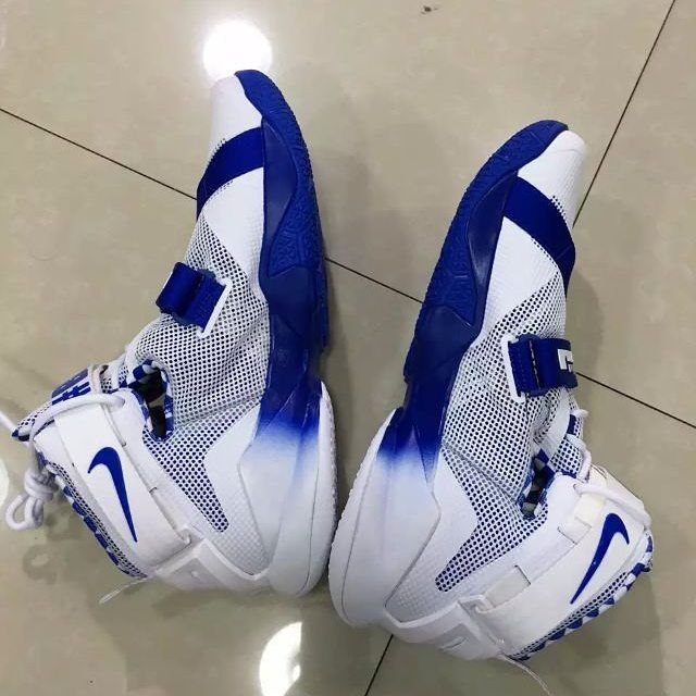 b368c1230f7e Nike LeBron Soldier 9 Kentucky Big Blue Nation (7)
