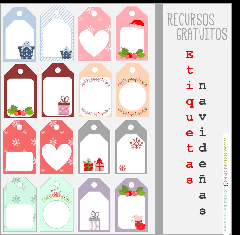 Etiquetas navidad regalos descargables gratis ideas para - Regalo navidad mama ...