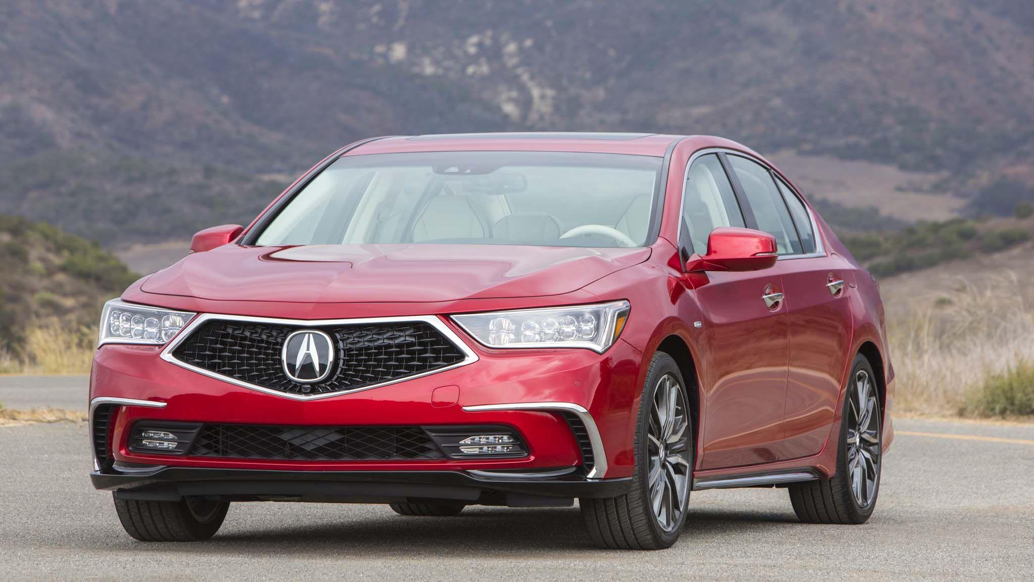 2020 Marks Acura Rlx Luxury Sedan S Last Year In The U S In 2020 Luxury Sedan Acura Sedan