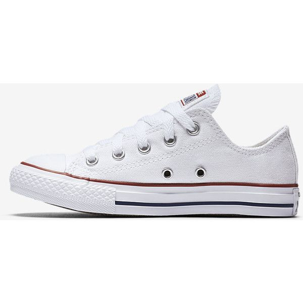 8f4504b8e63e30 Converse Chuck Taylor All Star Low Top (10.5c-3y) Little Kids  Shoe.  Nike.com featuring and polyvore