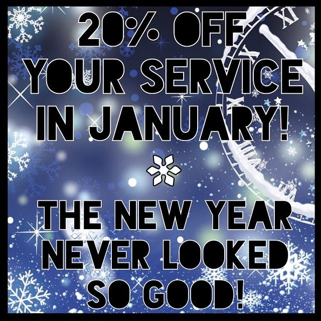 New Years special!