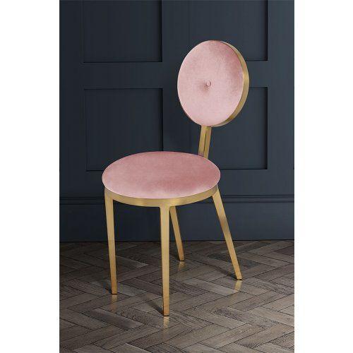 Ravello Dining Chair Blush Pink Interior Designer Dreams Blush