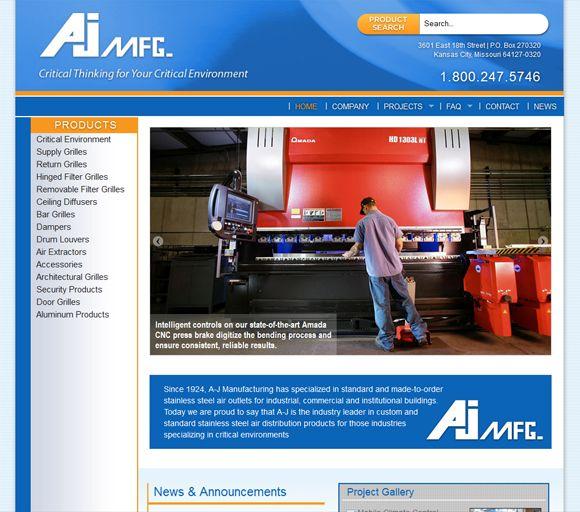 Ajmfg Web Site Design Website Design Company Website Design Web Design