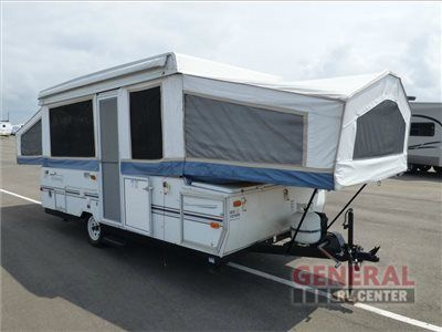 Used 2003 Forest River Rv Rockwood Premier 2308 Folding Pop Up