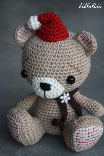 Crochet elf hat and scarf | AMIGURUMIS-OSOS | Pinterest ...
