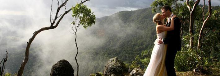 Wedding Venues Gold Coast Hinterland O Reilly S Rainforest Retreat