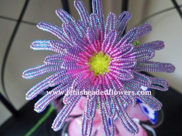 Beauiful BEADED FLOWERS - Toronto - Art - Collectibles