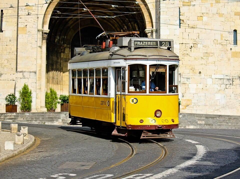 Tram Trains Lisbon, Lisbon portugal, Portugal destination