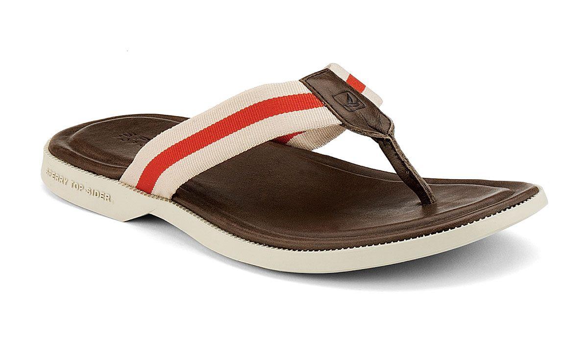 3afd4ca32c58 Sperry top sider mens harrison thong sandal shoe game pinterest jpg  1200x735 Sperry slide slippers