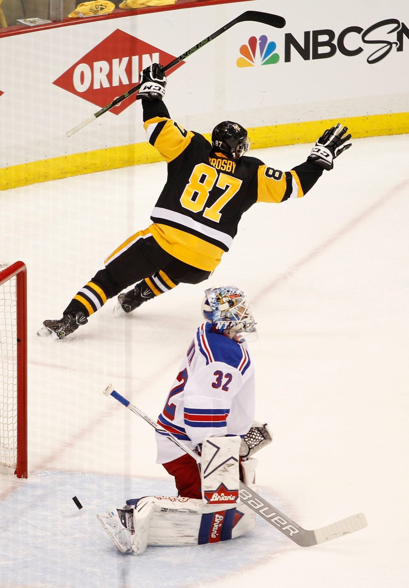 Hope To See More Of This Tonight Pittsburgh Penguins