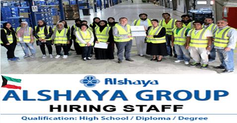 Jobs Vacancies At Alshaya Group Companies Kuwait | Job