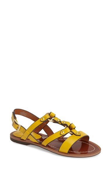 Charles by Charles David 'Anna' Flat Slingback Sandal (Women) available at #Nordstrom