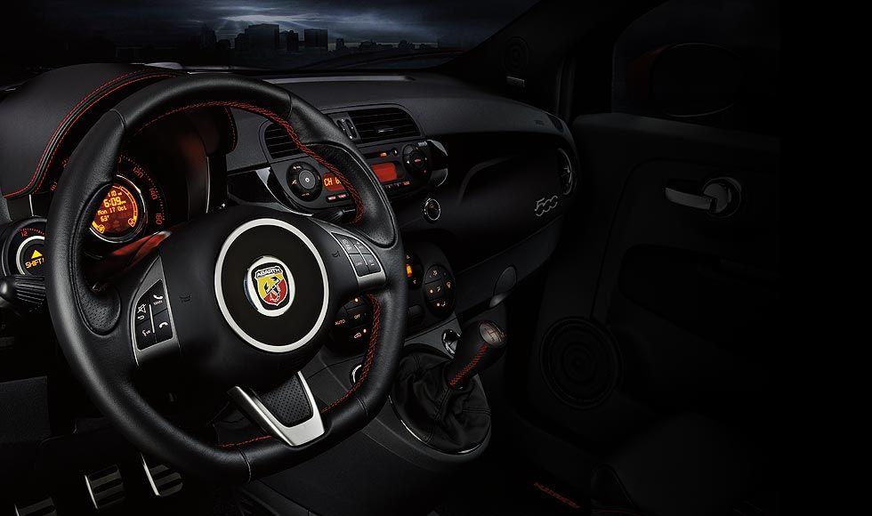 FIAT 500 Abarth | Interior | Muhlyssa Covets | Pinterest | Fiat 500 ...