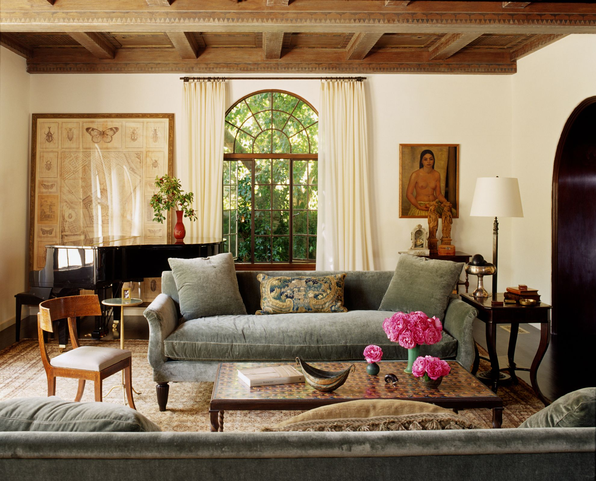 Home Design Lookbook Part - 34: View A Design Image From Kerry Joyceu0027s Lookbook On Dering Hall
