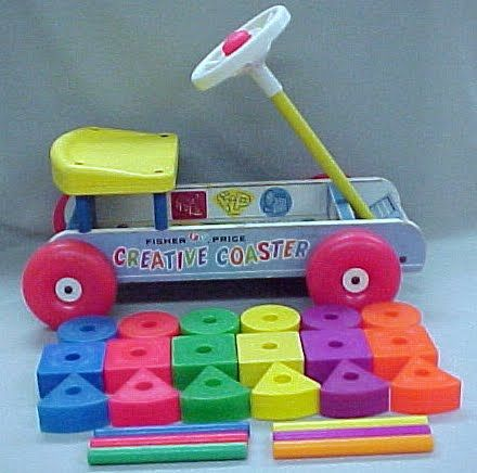 Fisher-Price Toys Vintage | I remember these