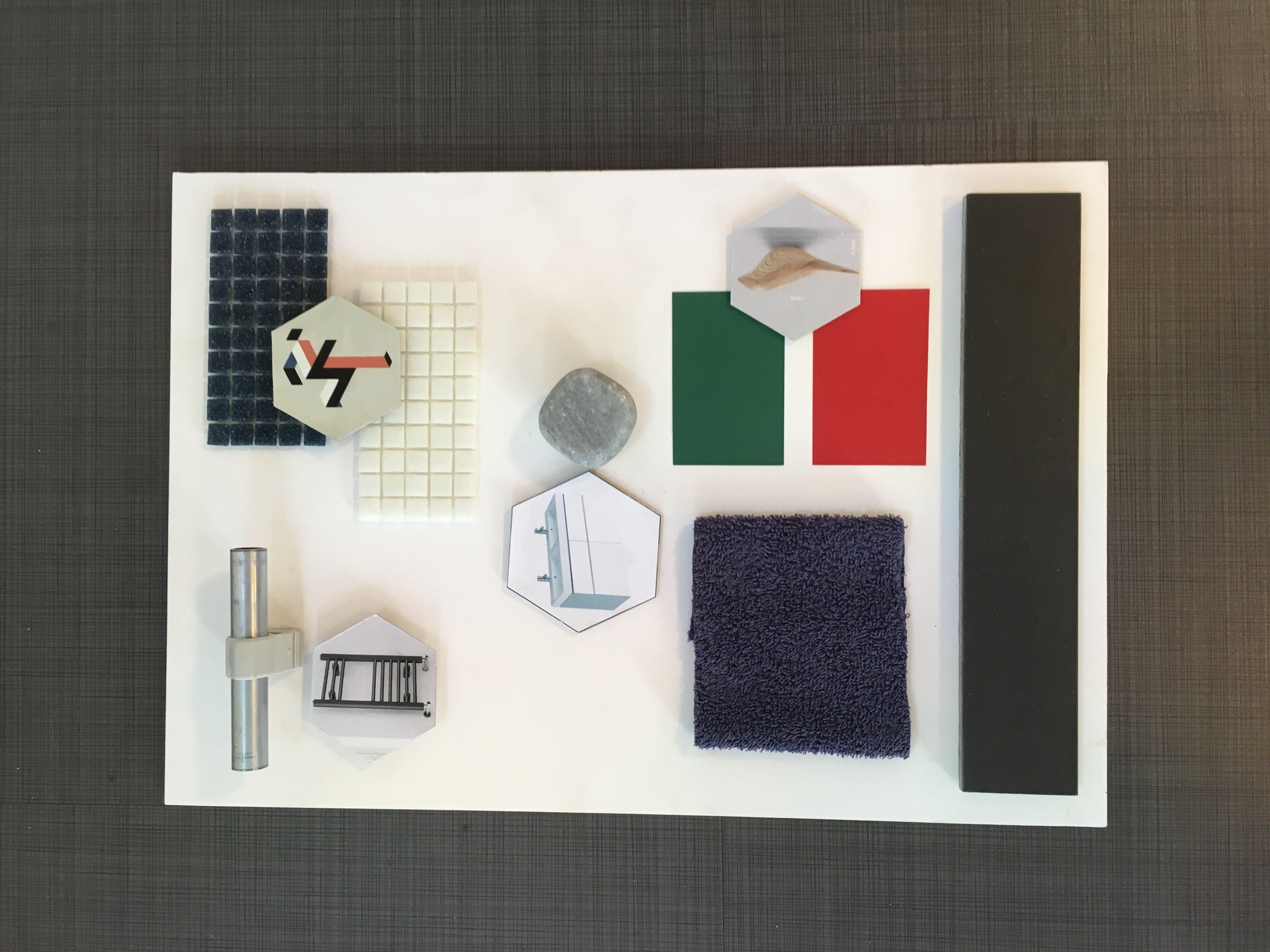 Lichtplan Voor Badkamer : Kleur materiaal product voorstel badkamer project tools