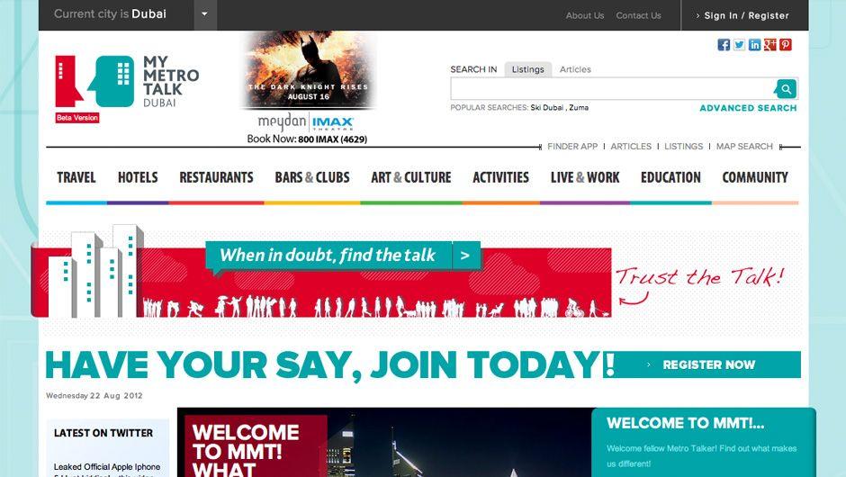 My Metro Talk Digital Marketing Agency Digital Marketing Web Design
