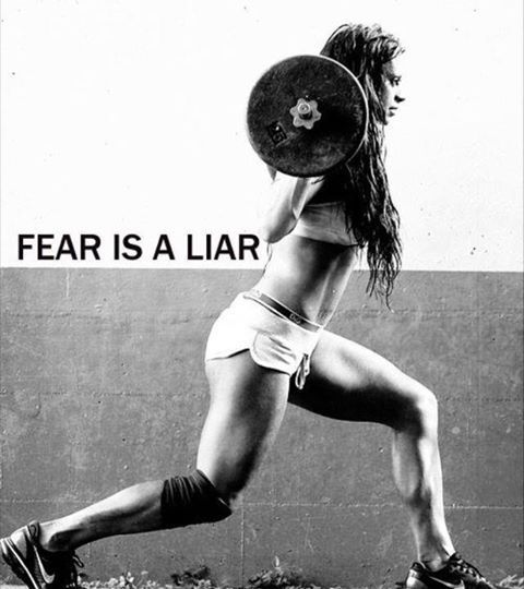 Ashley Horner | WBFF Pro & Fitness Model | Inspiration | Fear is a Liar | Motivation