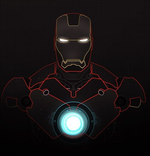 Iron Man Super Heroes Iron Man Marvel Iron Man Hd Wallpaper