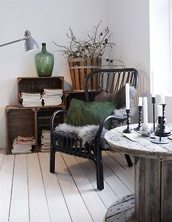 A home in Norway. Photo from Ikea Family Live.