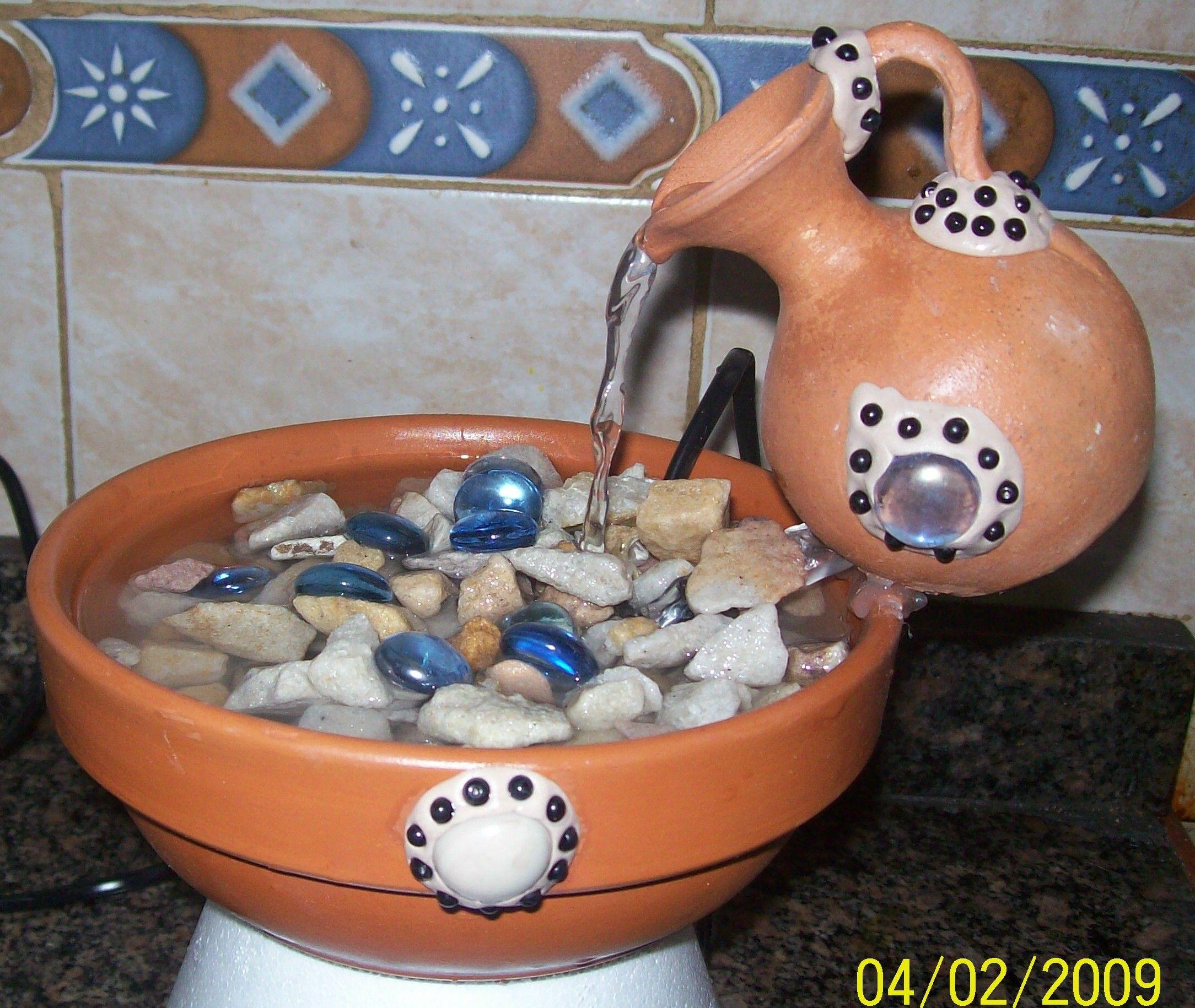 Fuentes de agua regalos regalos navide os fuentes feng - Fuente de agua feng shui ...