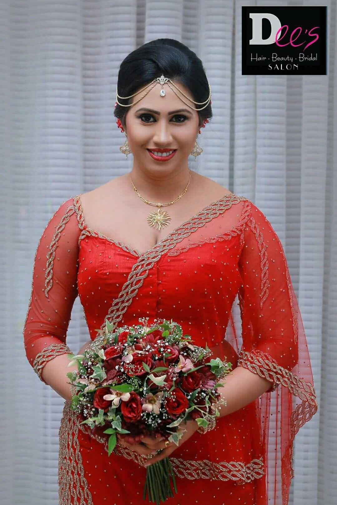 Dressed by dees sri lankan wedding in pinterest dresses