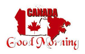 Image result for good morning july 1 canada