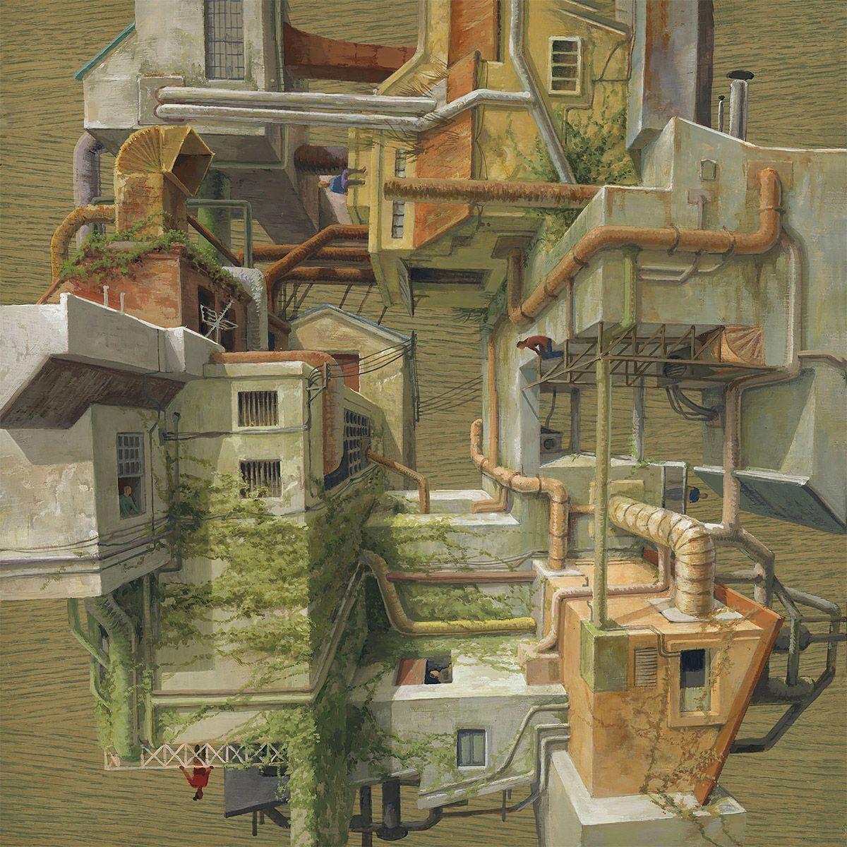 New Mind Bending Artworks By Cinta Vidal U2013 Inspiration Grid | Design  Inspiration #art #artist #artwork #painting #illustration  #illustrationoftheday ...