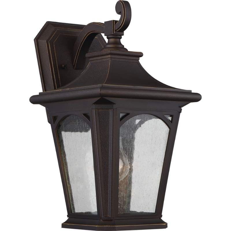 Quoizel Bfd8408fl Bedford Outdoor 1 Light 15 5 Tall Outdoor Wall Sconce Palladian Bronze Outdoor Light Outdoor Wall Lantern Outdoor Wall Lighting Wall Lantern