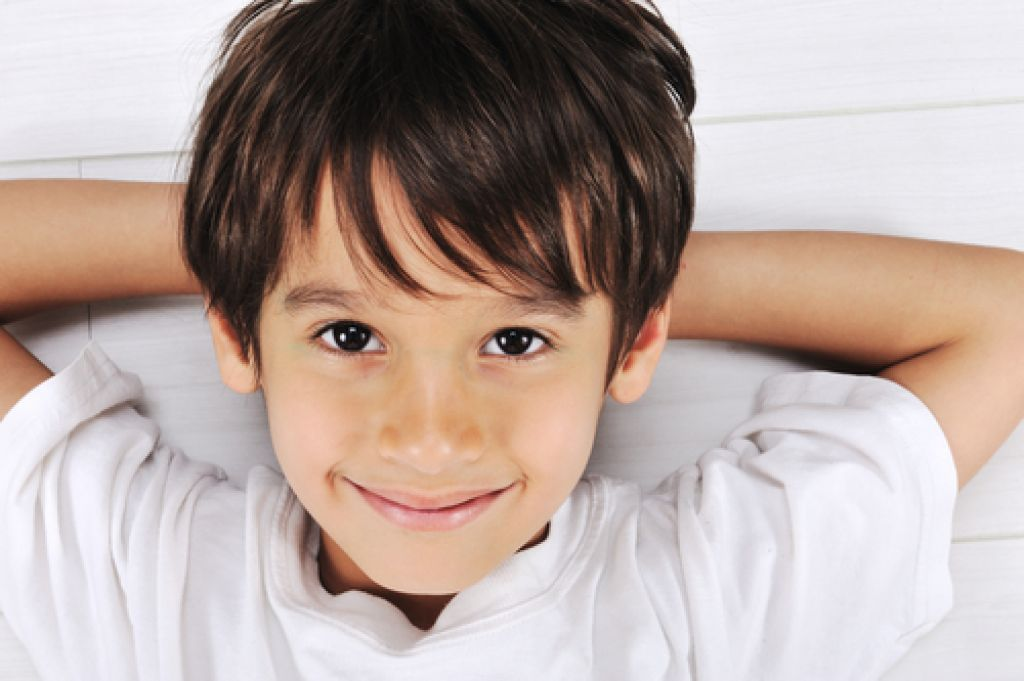 Boy Hairstyles With Bangs: 8 Year Old Boy Haircuts