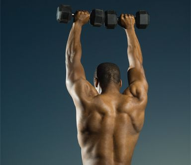 get big with this back and biceps workout designed to give