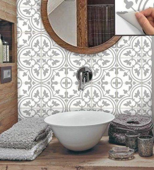 SNAZZYDECAL bietet Ihnen eine einfache und schnelle Weise  Ihr Haus ohne das Chaos in der von der Wa...
