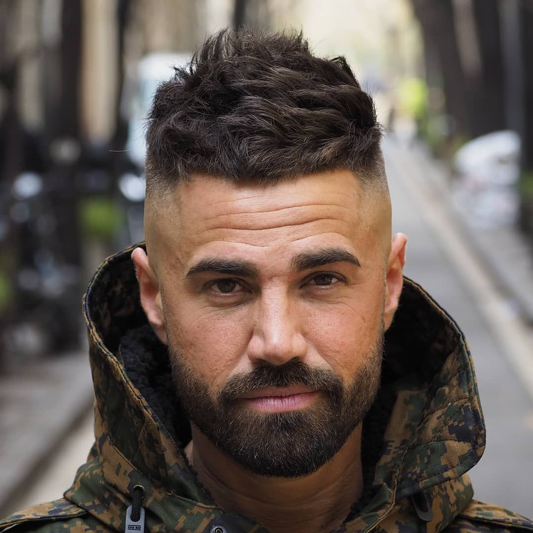 Short haircut for balding men the  best short haircuts for men  update  mens hair  cuts