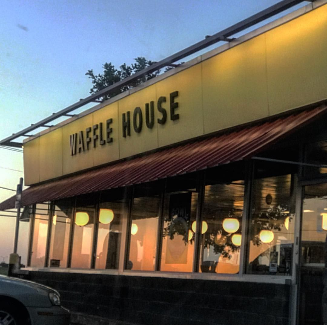 Youroncleheehaw Simon Spier Waffle House Space Photography