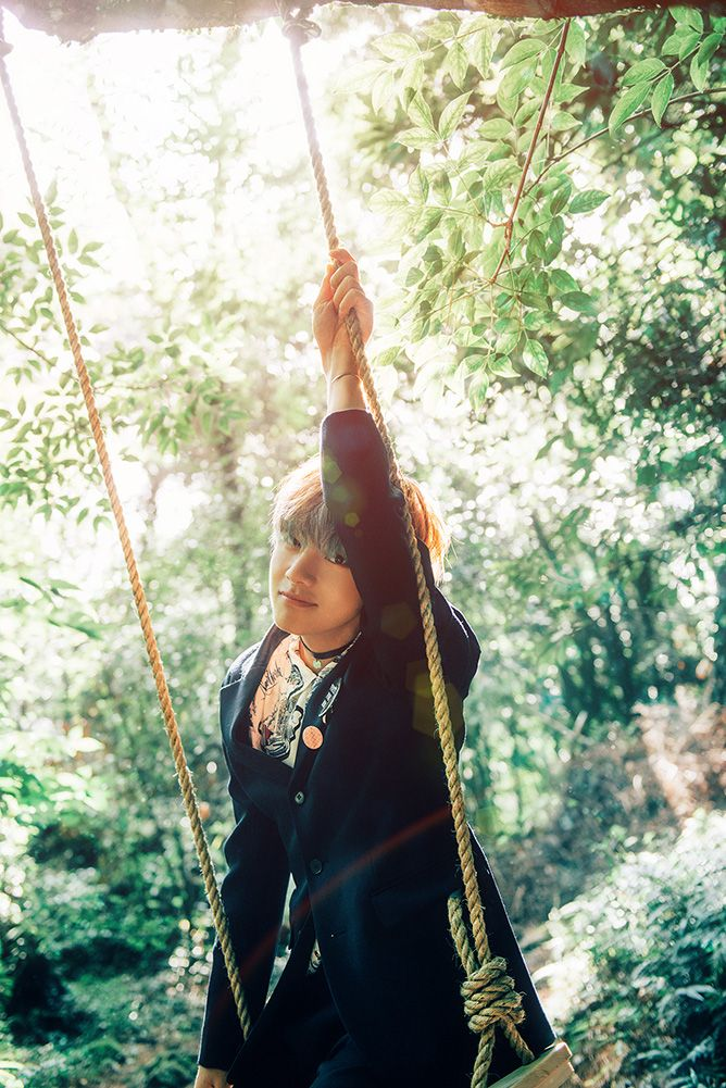 BTS Concept Photos PT.2 | I wanna swing with you V!! XD