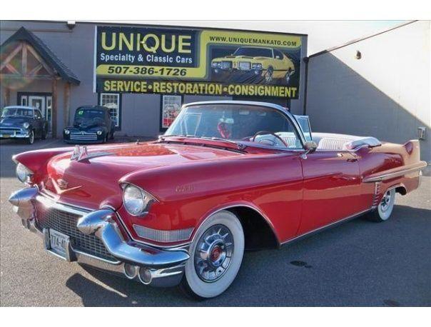 1957 Cadillac Deville Convertible