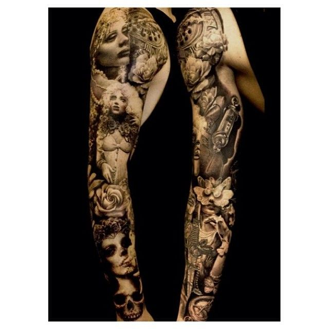 Tattoo by Ellen Westholm